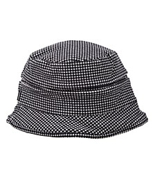 Women's Water Repellant Stretch Fleece Cloche Hat