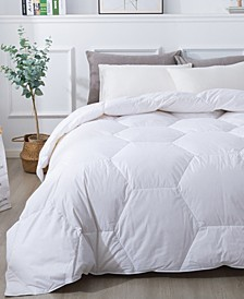 Honeycomb Down Alternative Comforter, Full/Queen