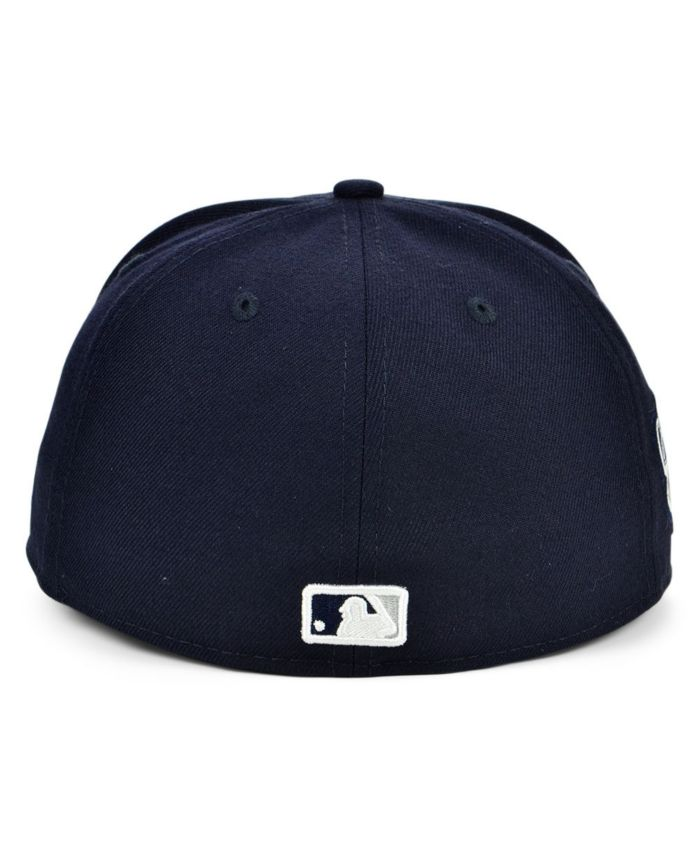New Era New York Yankees Jackie Robinson 50th Patch 59FIFTY Cap & Reviews - MLB - Sports Fan Shop - Macy's