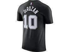San Antonio Spurs 2020 City Edition Player T-Shirt - DeMar DeRozan