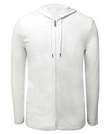 Men's AlfaTech Long-Sleeve Hoodie, Created for Macy's