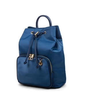 Women's Backpack with Trims