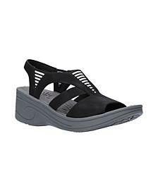 So Lite by Women's Uplift Wedge Sandals