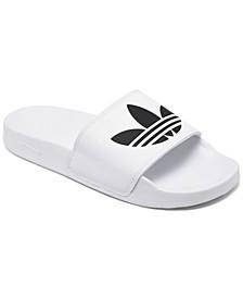 Men's Adilette Lite Slide Sandals from Finish Line