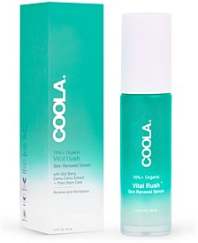 Vital Rush Organic Skin Renewal Serum, 1-oz.