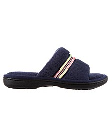 Isotoner Women's Microterry Anna Slide Slippers