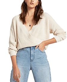 Juniors' Bring It Sweater