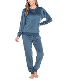 Dream Queen Fleece Loungewear Set