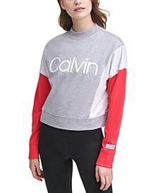 Colorblocked Active Sweatshirt