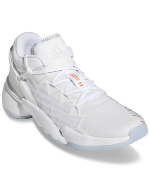 Adidas Originals ADIDAS MEN'S D.O.N. ISSUE 2 BASKETBALL SNEAKERS FROM FINISH LINE