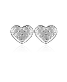 Women's Heart Clip Earring