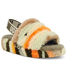 Women's Fluff Yeah Slipper Slides