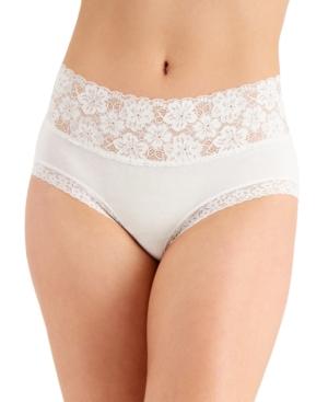 Women's High Waist Hipster Underwear