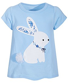 Toddler Girls Bunny Cotton Top, Created for Macy's