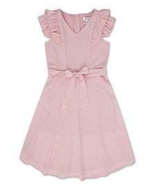 Big Girl Polka Dot Dress