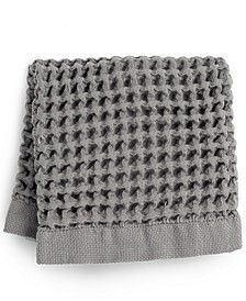 "Innovation Cotton Waffle-Textured 13"" x 13"" Wash Towel, Created for Macy's"