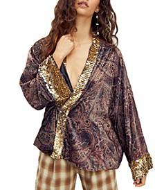 Layla Embellished Kimono Jacket