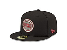 Detroit Pistons Bred Collection 59FIFTY Cap