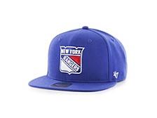 New York Rangers No Shot Snapback Cap