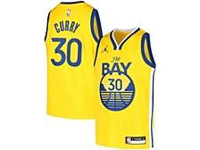 Golden State Warriors Toddler Statement Swingman Jersey - Stephen Curry