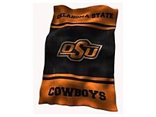 Logo Brands Oklahoma State Cowboys Ultrasoft Blanket