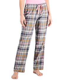 Cotton Pajama Pants, Created for Macy's