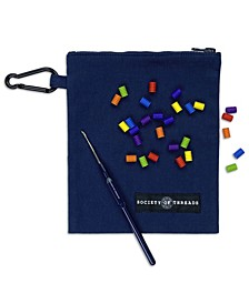 Rainbow Mask Accessory Travel Kit Pouch