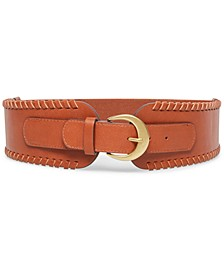 Whip Stitch Stretch Belt
