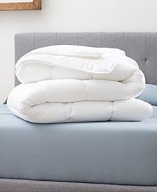 Medium Warmth Down Alternative Comforter, Queen