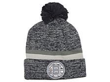 Boston Bruins Chrome Knit Hat