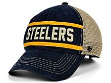 Pittsburgh Steelers Juncture Clean Up Cap