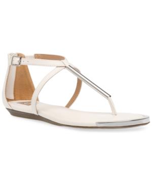 Labelle T-Strap Flat Sandals Women's Shoes