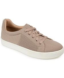 Women's Comfort Foam Wide Width Kimber Sneakers