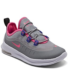 Toddler Girls Air Max Axis Slip-On Casual Sneakers from Finish Line