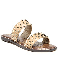 Women's Gianetta Studded Sandals