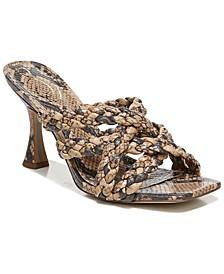 Women's Majorie Braided Strappy Dress Sandals