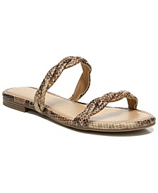 Women's Cybil Braided Minimalist Sandals