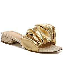 Janis Ruffled Sandals