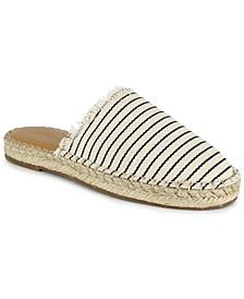 Women's Jaime Open Back Espadrille Sandals