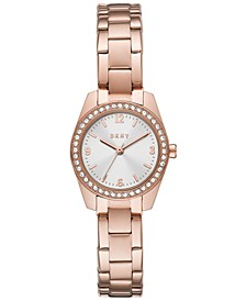 Women's Nolita Rose Gold-Tone Stainless Steel Bracelet Watch 26mm