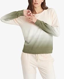 Ombre Raglan Sweatshirt