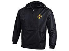 Michigan Wolverines Men's Neon Vault Packable Jacket