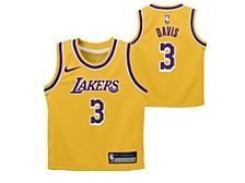 Los Angeles Lakers Kids Icon Swingman Jersey - Anthony Davis