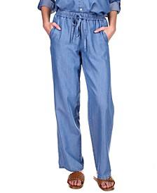 Pull-On Pants, Regular & Petite Sizes