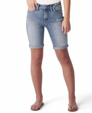 Silver Jeans Co. Denims AVERY DENIM BERMUDA SHORTS