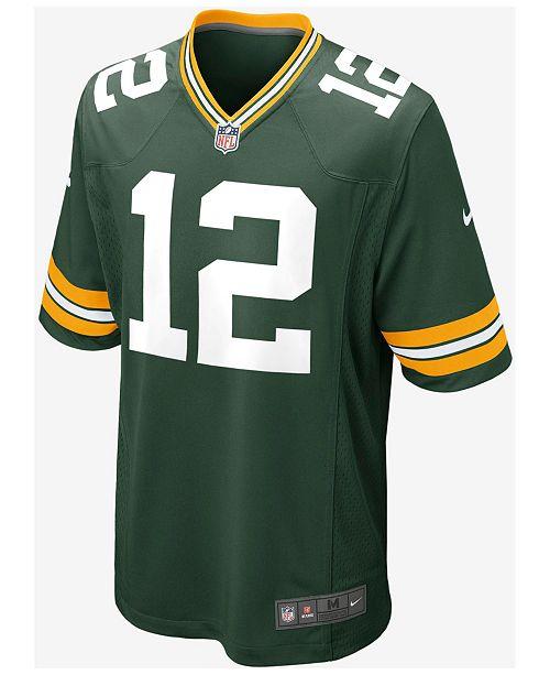 save off cbd7f f17da Kids' Green Bay Packers Aaron Rodgers Jersey, Big Boys (8-20)