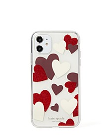 Celebration Hearts iPhone 11 Case
