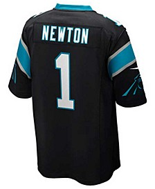 Kids' Cam Newton Carolina Panthers Game Jersey, Big Boys (8-20)