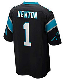 Nike Kids' Cam Newton Carolina Panthers Game Jersey, Big Boys (8-20)