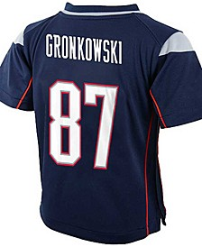 Baby Rob Gronkowski New England Patriots Game Jersey